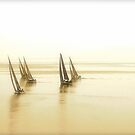 SAILING AWAY by Marilyn Grimble