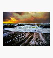 Smelt Sands Photographic Print