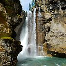 Upper Johnston Falls by Roxanne Persson