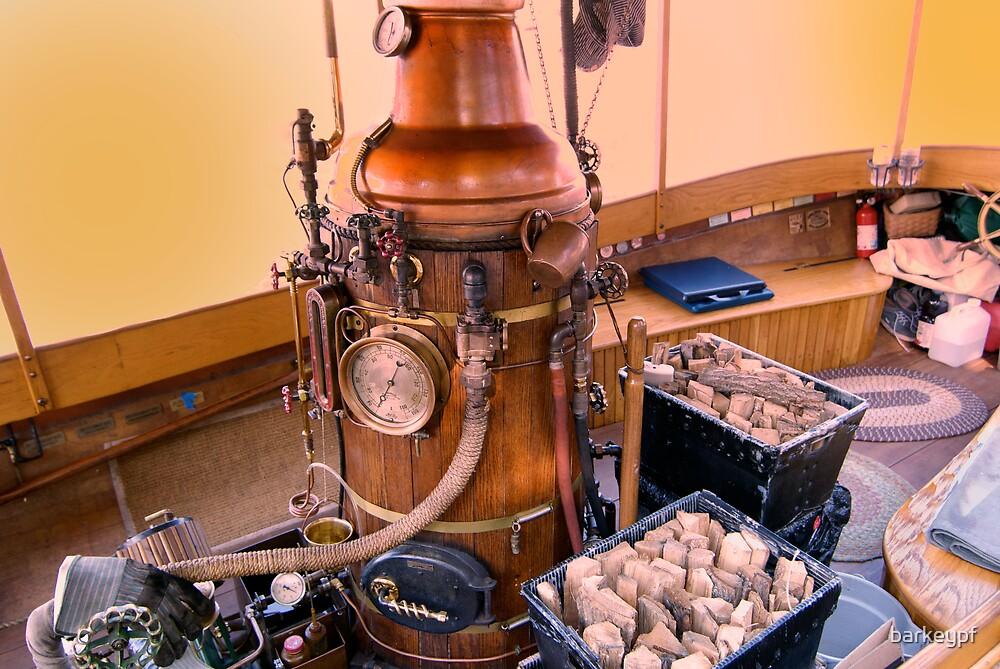 Steam Power by barkeypf