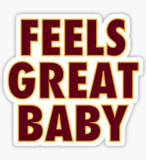 Feels Great Baby Jimmy G Sticker