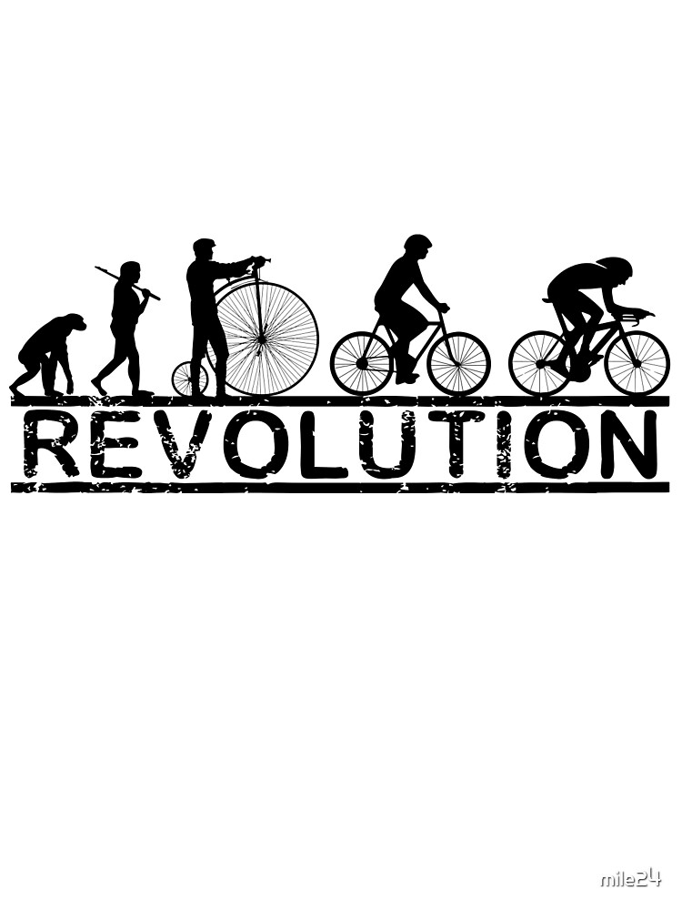 Cycling Revolution by mile24