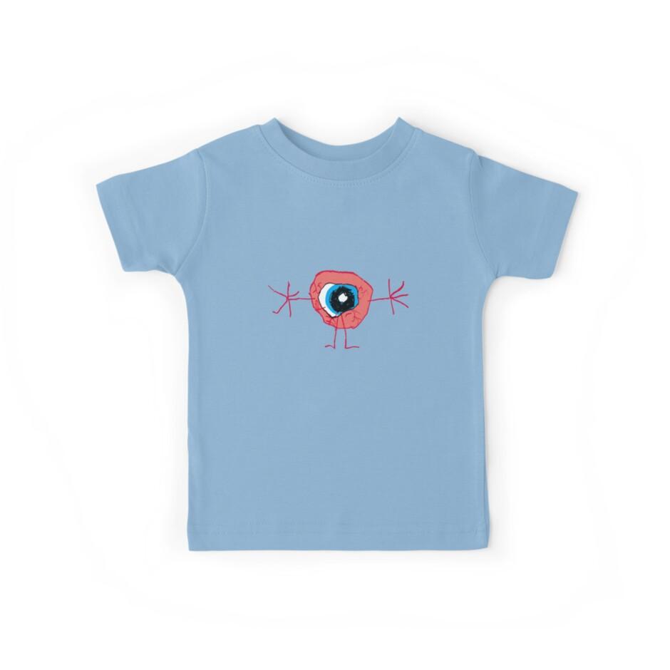 the eyeball man by lucyandhenry