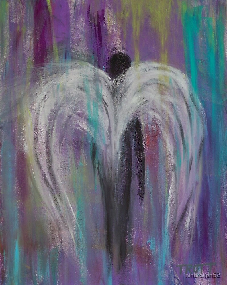 Angel Wings by Anthony Trott
