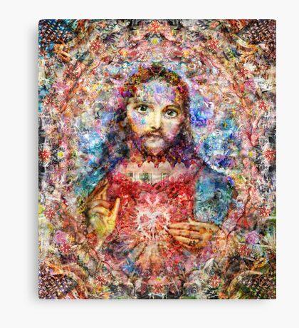 Sacred Heart Jesus Canvas Print