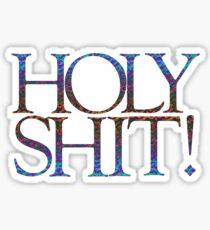 HOLY SHIT! Sticker