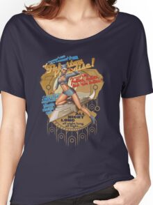 Fhloston Paradise Women's Relaxed Fit T-Shirt
