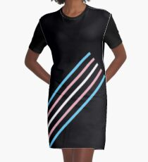 Transcend: On the Rise Graphic T-Shirt Dress