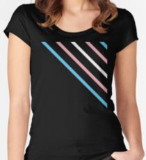 Transcend: On the Rise Fitted Scoop T-Shirt