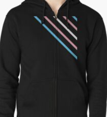 Transcend: On the Rise Zipped Hoodie