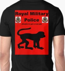RMP (monkey) Unisex T-Shirt