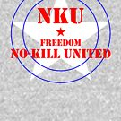 NO-KILL UNITED : F-RWB by Anthony Trott