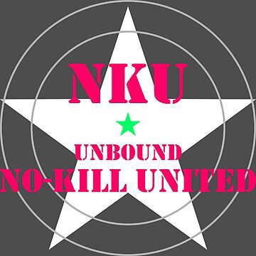 NO-KILL UNITED : UB-CALI by ninbroken52