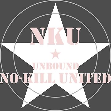 NO-KILL UNITED : UB-PWG by ninbroken52