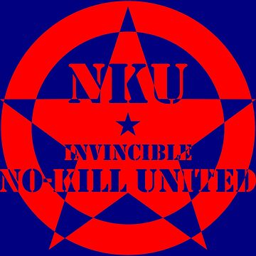 NO-KILL UNITED : INV-R by ninbroken52