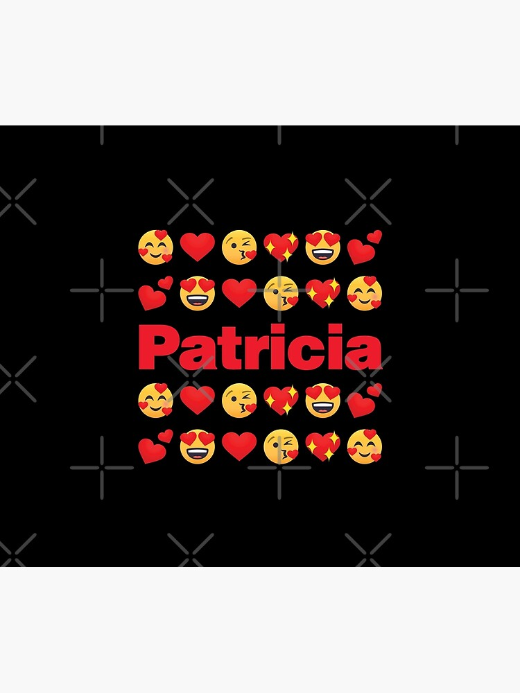 Patricia Emoji My Love for Valentines day by el-patron