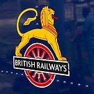 'British Railways' advertisement by BizziLizzy