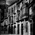 Old buildings in Orihuela by marcopuch