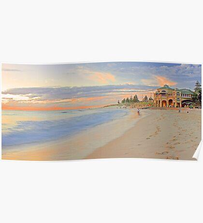 Cottesloe Beach - Western Australia  Poster