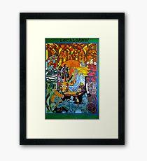 Lothlorien Framed Print