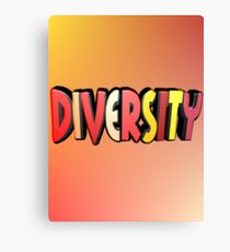 Autumn Diversity Canvas Print