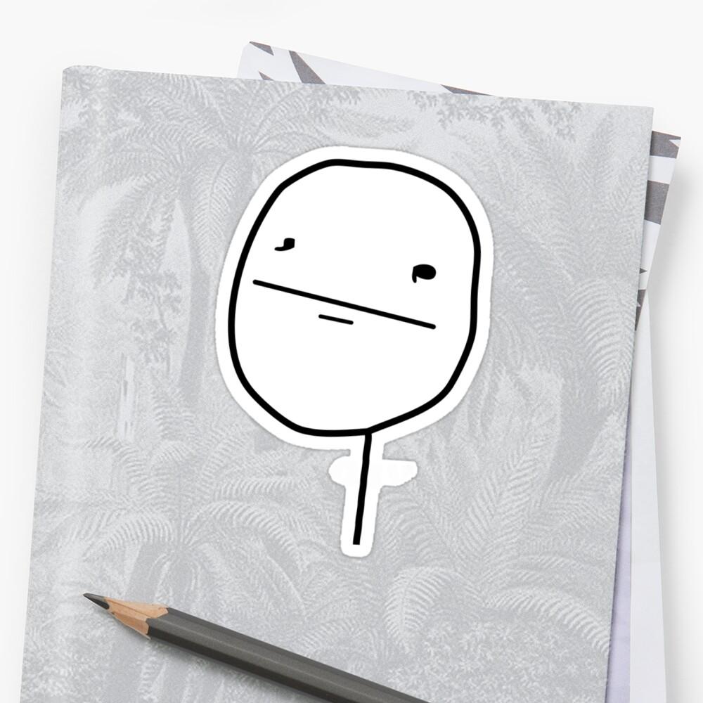 Poker Face (notext) by kriodd