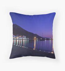 Amorgos, Greece. Throw Pillow