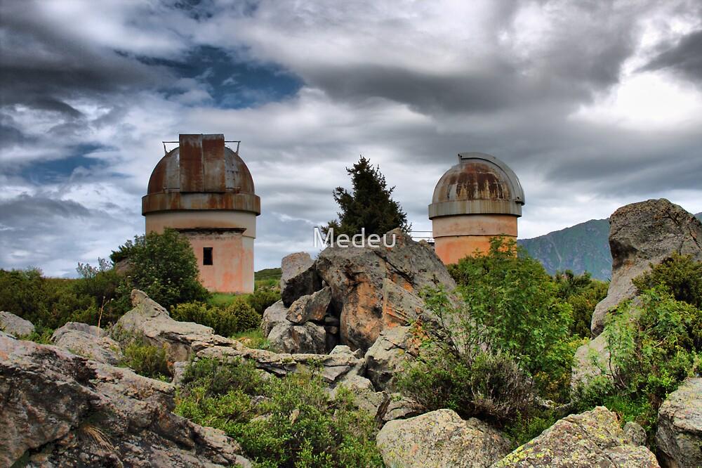 abandoned  Observatory by Medeu
