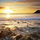Perfect End, Abereiddy, Pembrobekshire by Robin Whalley