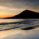 Isle of Harris, Sunset by Michael Treloar