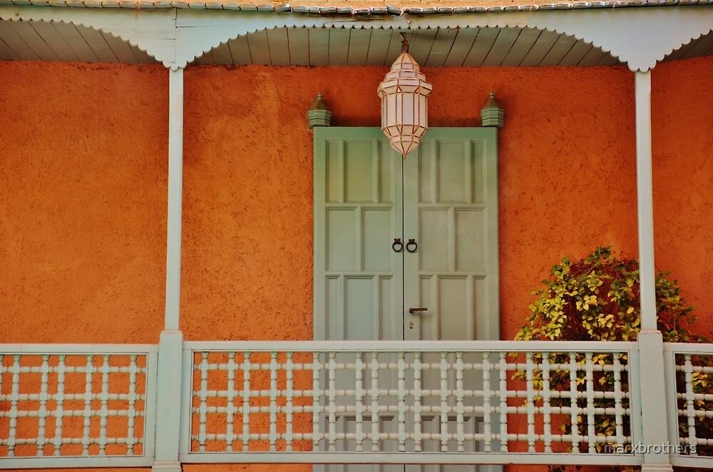 majorelle  gardens by marxbrothers
