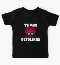 Team Octolings Kids T-Shirt