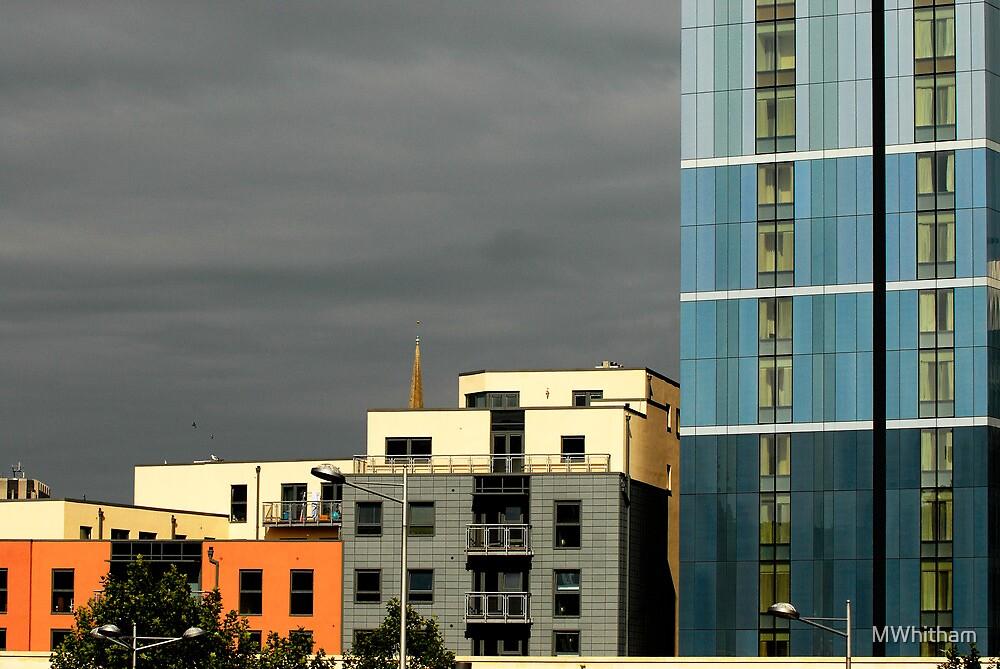 Modern centre blocks by MWhitham