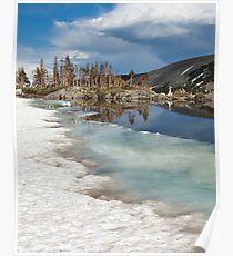 Lake Isabelle Poster