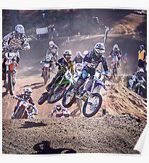 Westrac 2011 Manjimup 15000 Poster