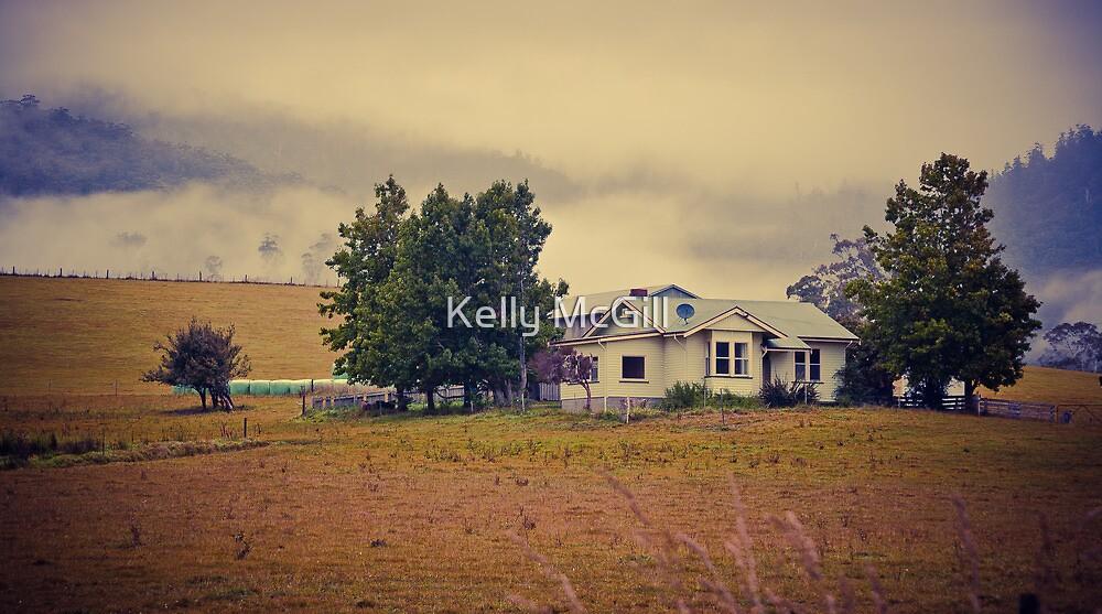 The Farm House by Kelly McGill