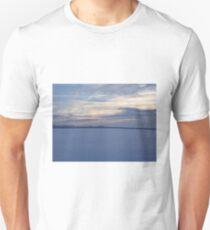 Sunset across fields T-Shirt