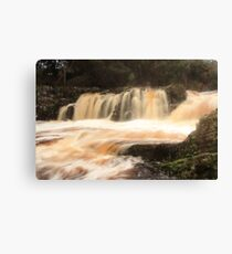 Nelson Bay River Waterfall Canvas Print