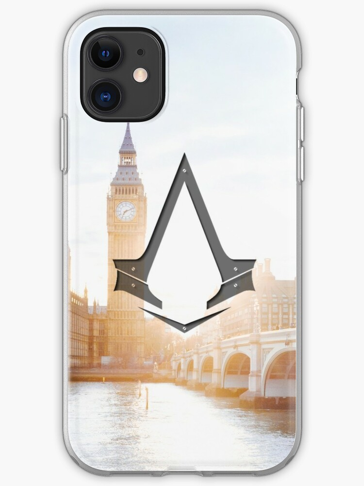 cover iphone assassin's creed