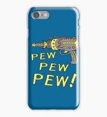 Pew Pew Pew iPhone Case/Skin