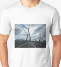 Rio-Antirio bridge, Greece T-Shirt