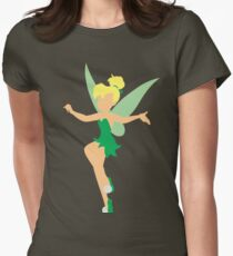 Tinkerbell 2 Women's Fitted T-Shirt
