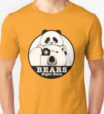 Bears Right Here T-Shirt