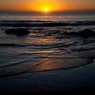 Pambula Sunrise 2 by John Vandeven