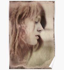 Vintage Portrait Leayah Poster