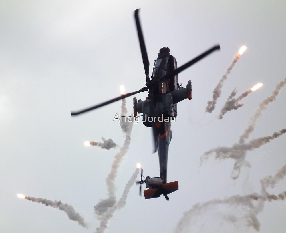 Popping Apache by Andy Jordan
