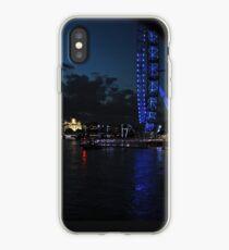 LONDON-AUGEN-THAMES PEEPHOLE iPhone-Hülle & Cover