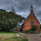Nagambie Church by Leigh Monk