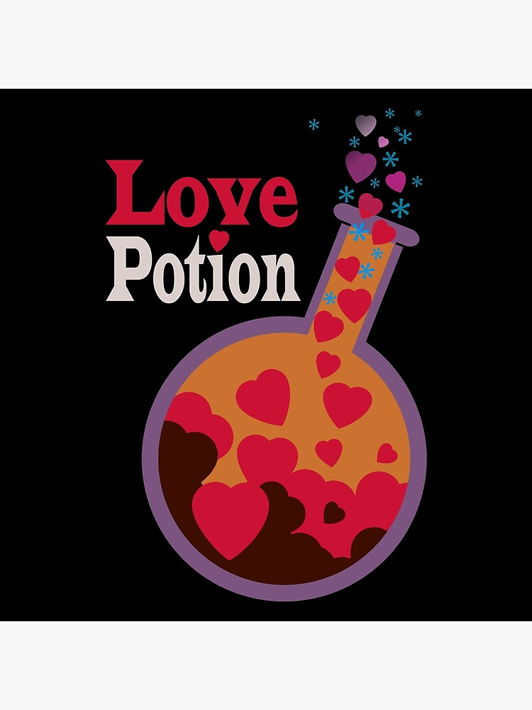 Love potion flask by a-roderick