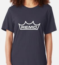 Remo White Slim Fit T-Shirt